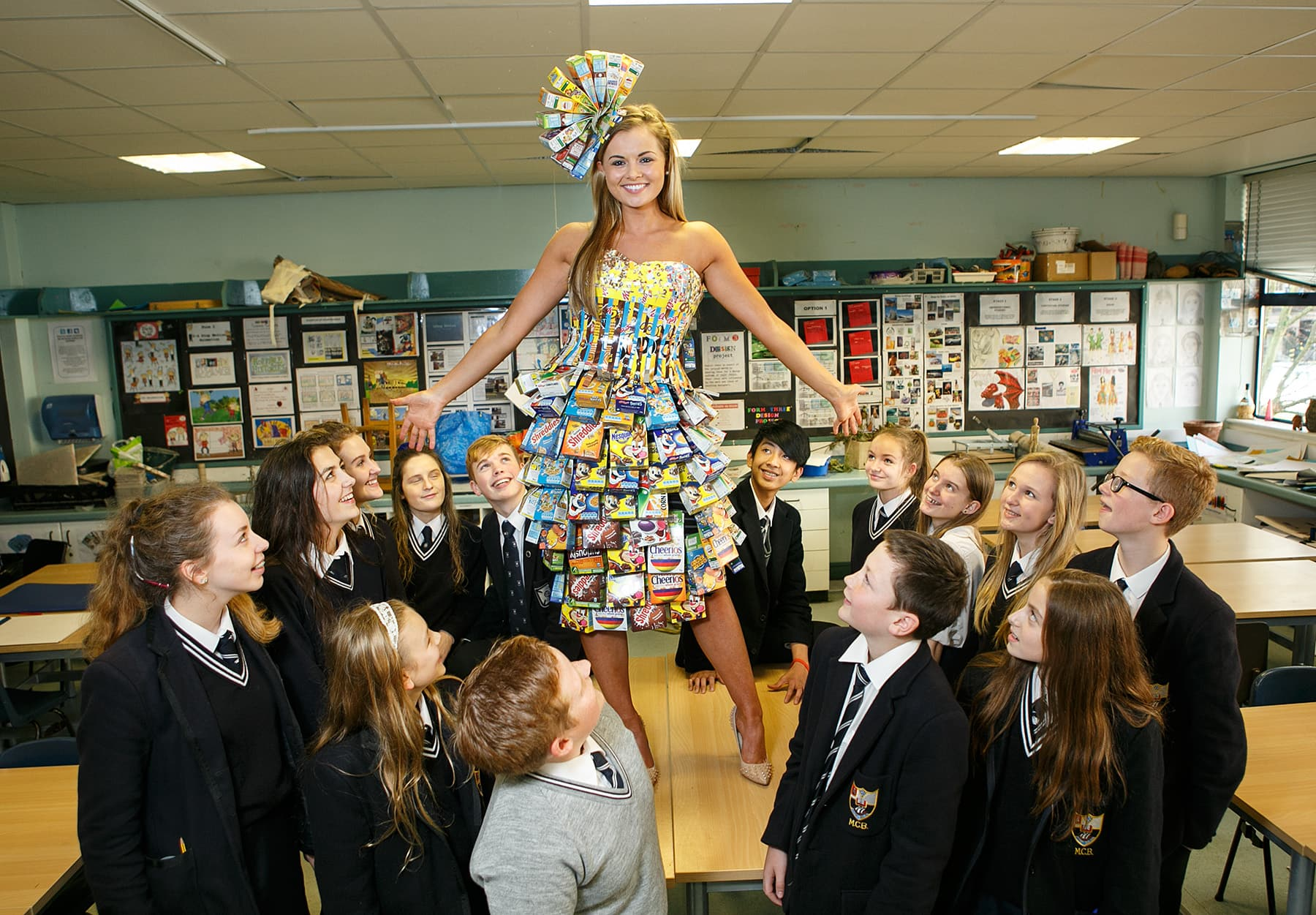 The Hunt Is On For Junk Kouture S Young Designers 2015 Lovebelfast