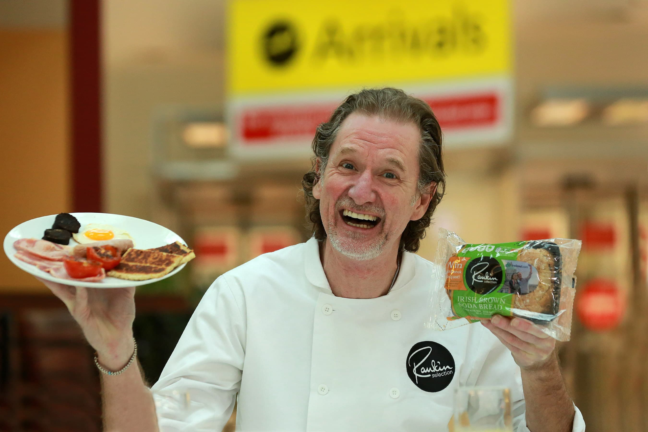 Celebrity Chef Paul Rankin Will Be Cooking Up A Storm At