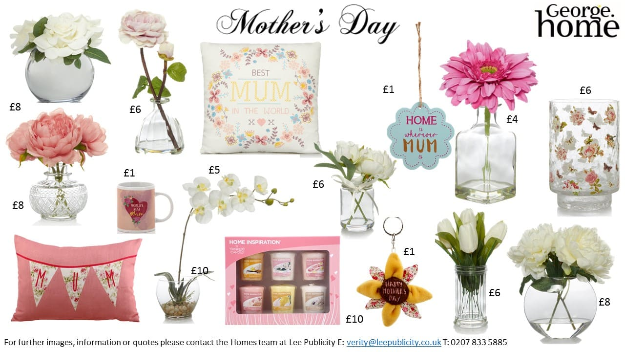 Asda gift ideas eskayalitim in need of some mother39s day gift ideas asda have got negle Images