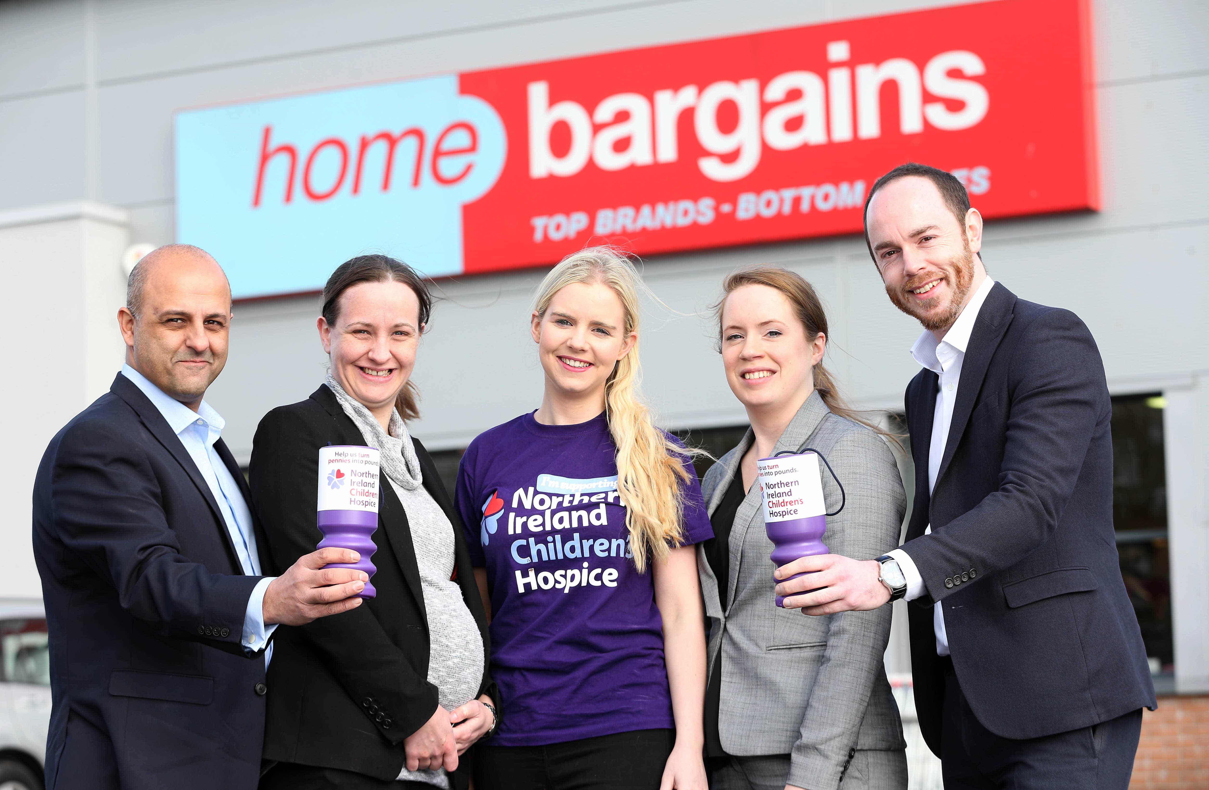 Home Bargains Announce Charity Partnership With Northern Ireland