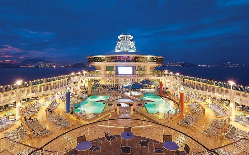 A World Of Adventure Awaits Royal Caribbean Brings