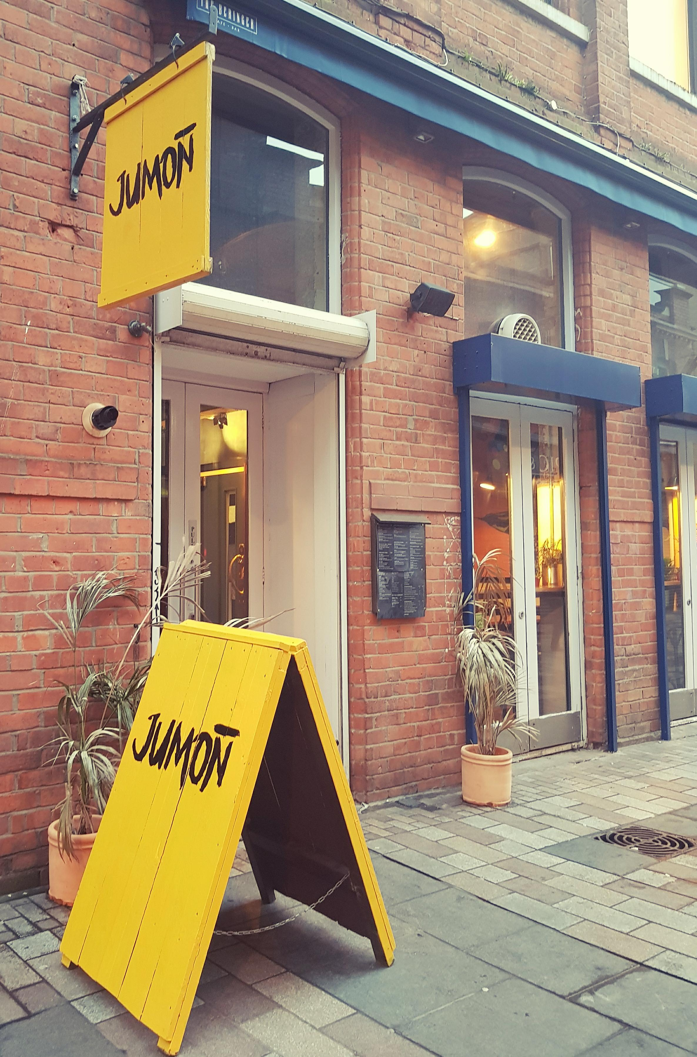Review Newest Vegetarian Restaurant Jumon Belfast