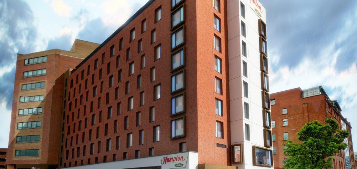 Hampton by Hilton Belfast