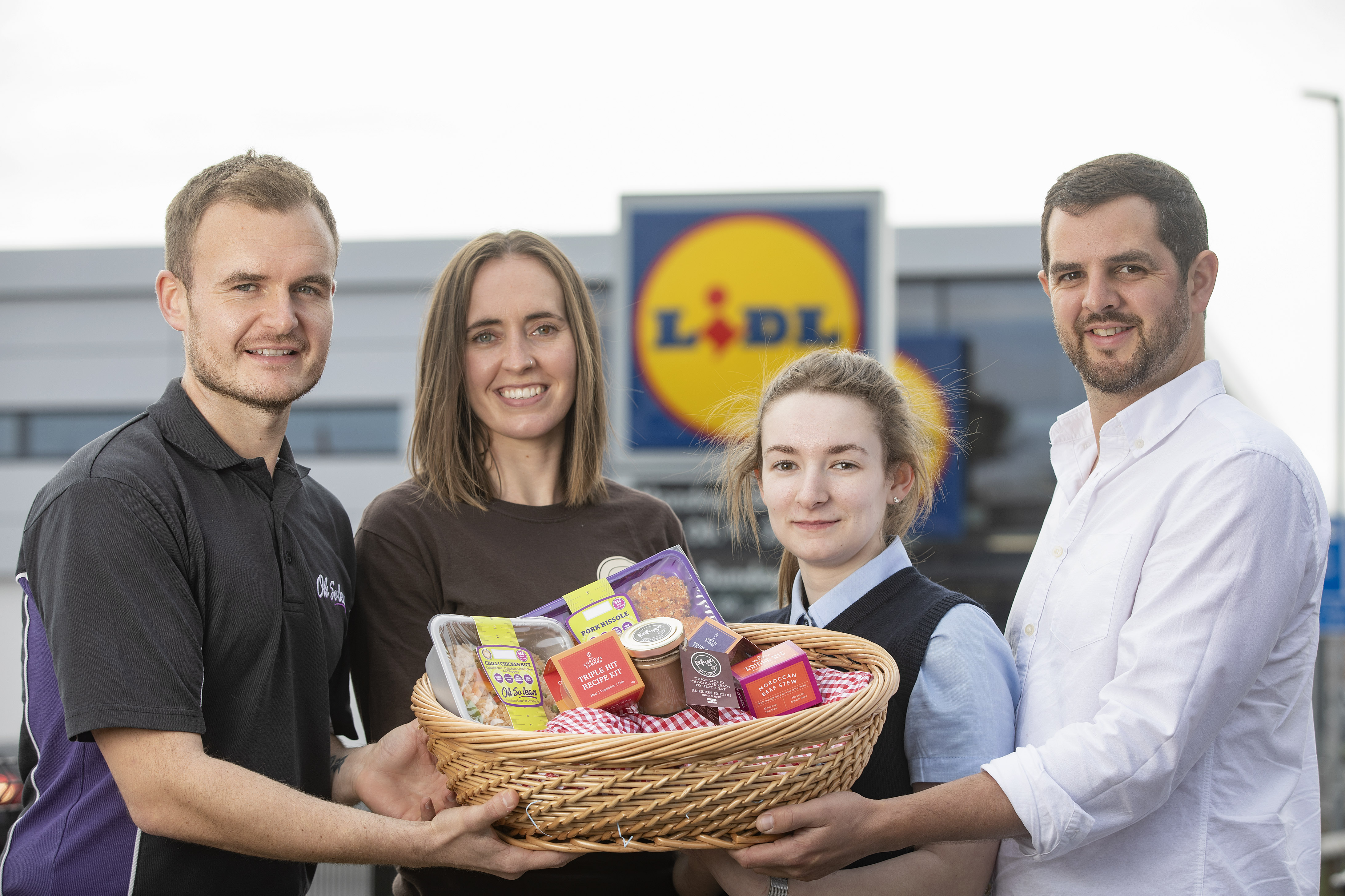 04588889af Lidl Selects 11 Brand New Northern Ireland Suppliers to Hit Shelves.