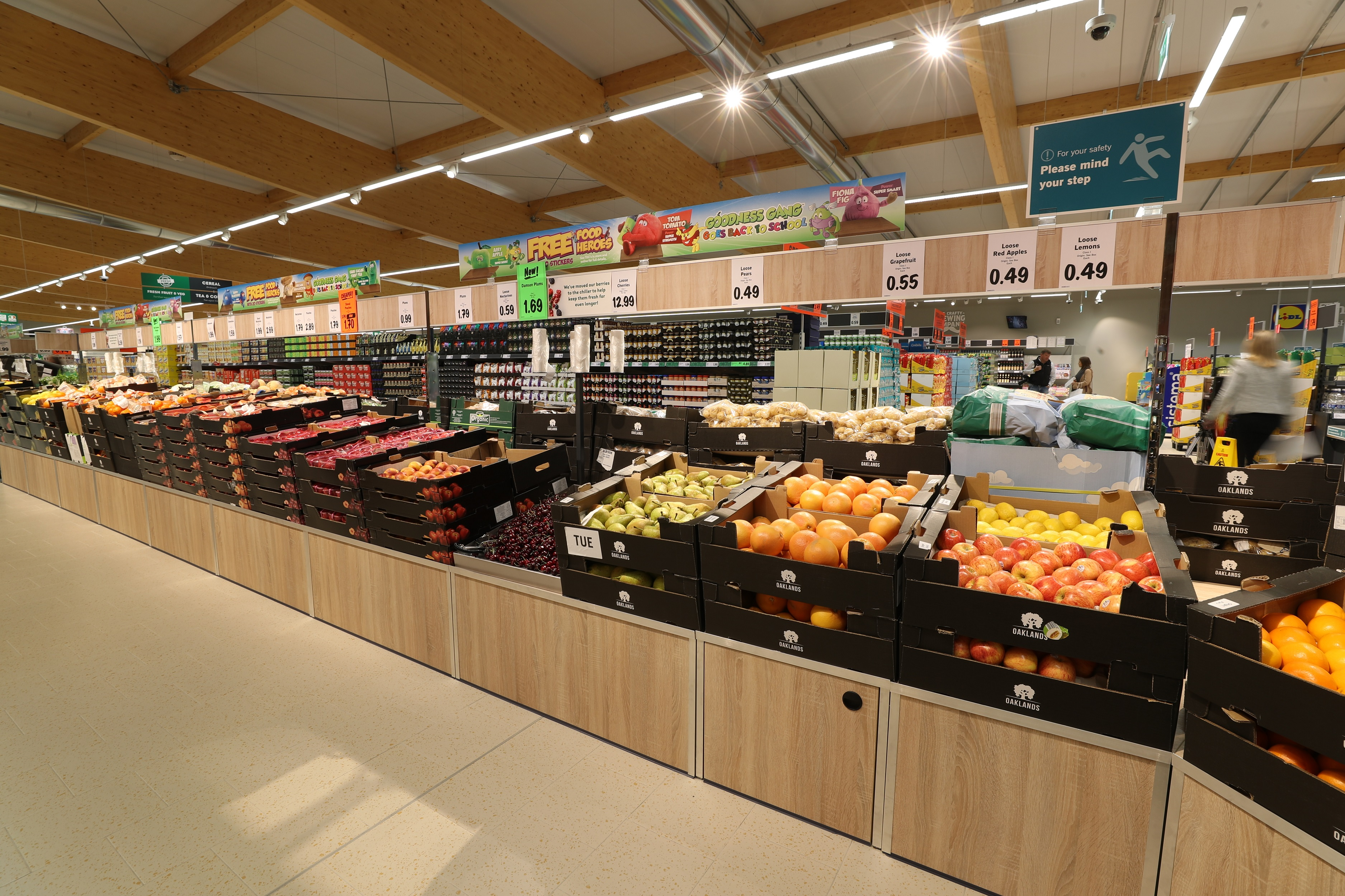 137083fbf1 Lidl Ireland   Northern Ireland Remove Unrecyclable Black Plastic Packaging