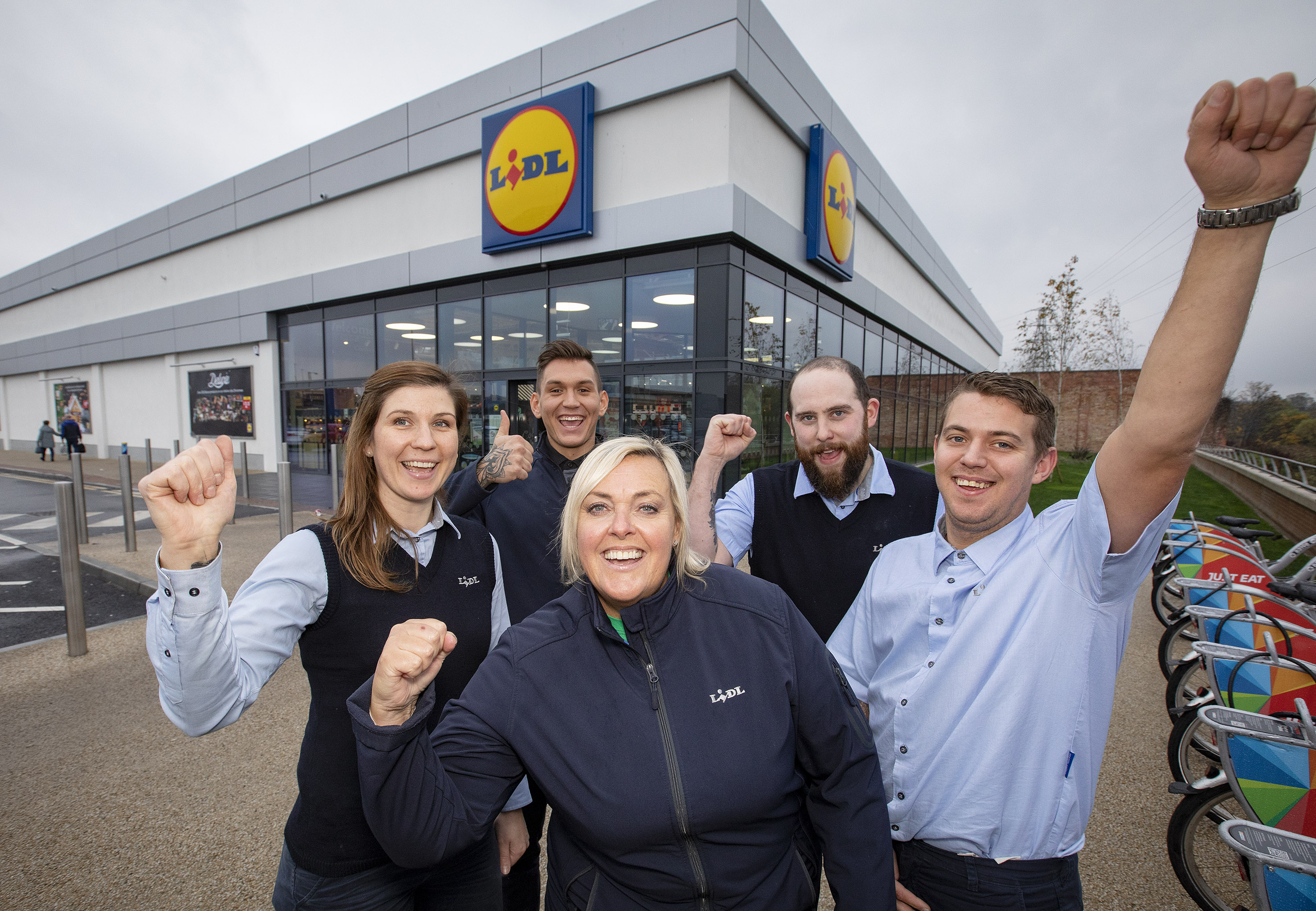 f14c7392e4 Lidl Northern Ireland First Supermarket to Pledge New Living Wage