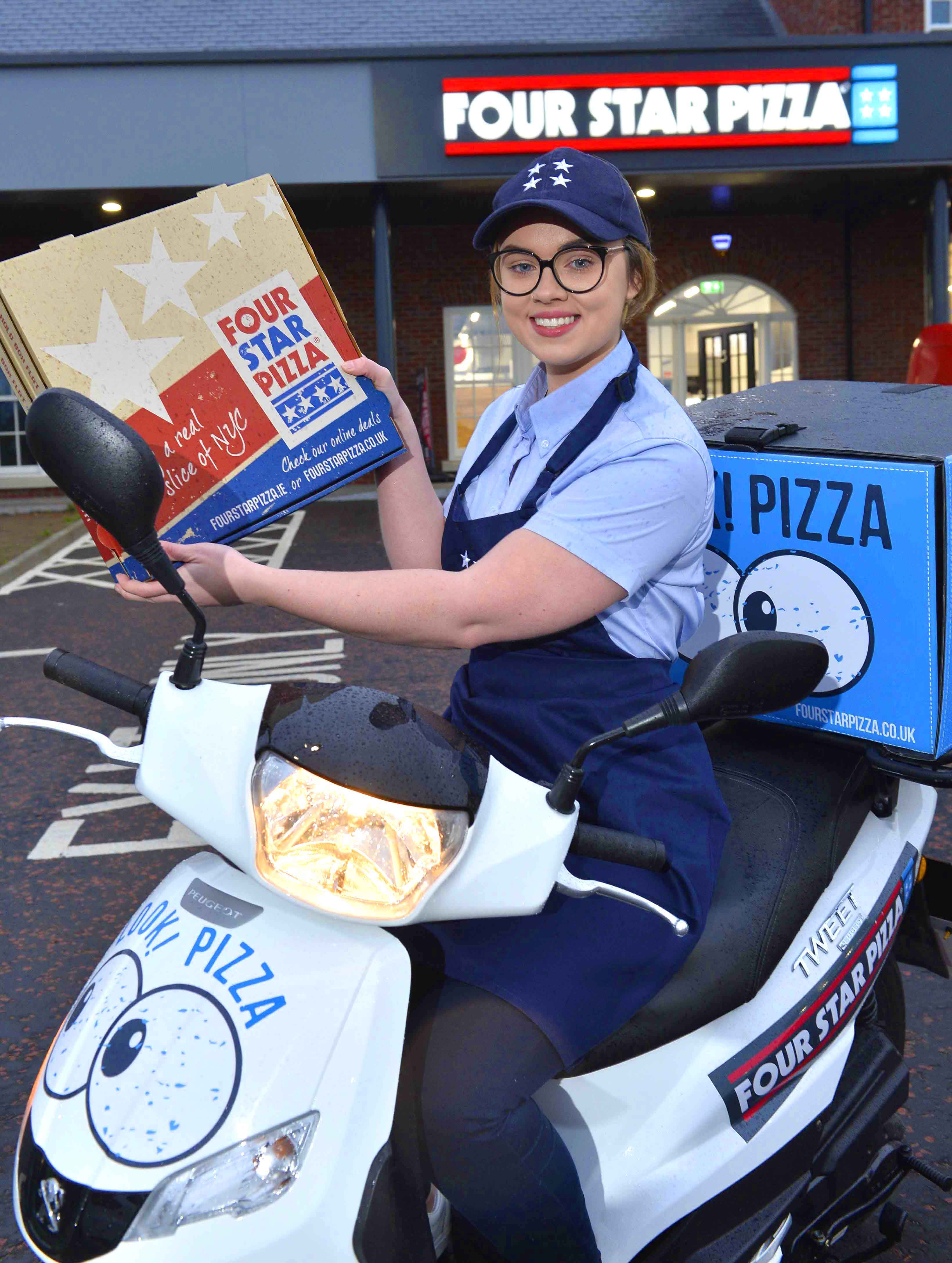 Four Star Pizza Opens New Store In Lisburn Following