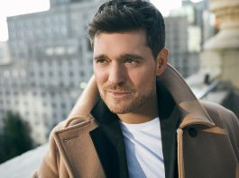 Michael Buble Interview