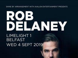 ROB DELANEY & Guests