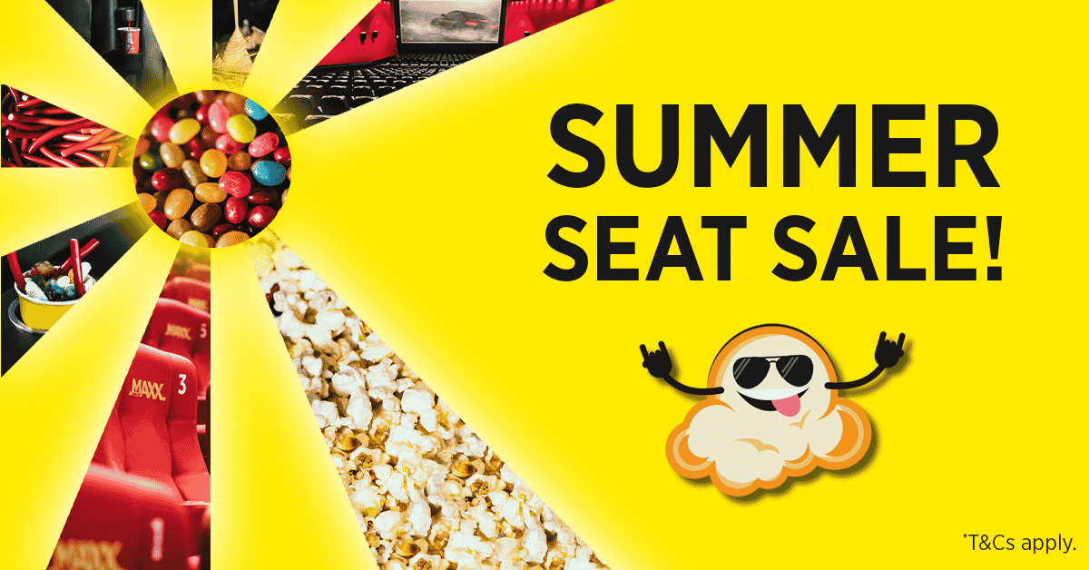 foto de Escape to the Movies with the Omniplex Cinemas Summer Seat