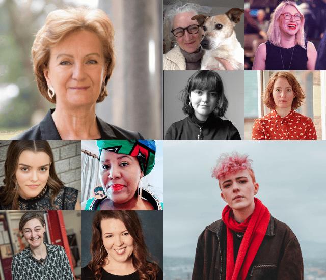 International Women's Day celebrates women in the arts in Northern Ireland!