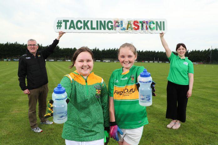 Páirc na bPiarsach Óg Gaelic Athletic Club Gives Plastic the Red Card