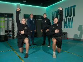 Belfast Giants Better Gym